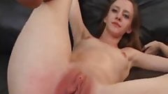 Sexy skinny ginger casting