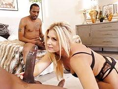India Summer BBC Threesome