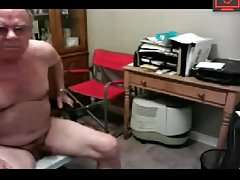 ograndpa naked on cam
