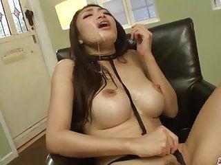 Preview 6 of Superb milf Reiko Kobayakawa hard toy sex on cam