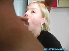 Big Black Cock anal gangbang with amateur babe Donna