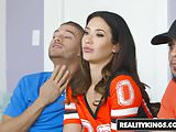 RealityKings - Sneaky Sex - Her Fantasy Ball starring Eva Lo