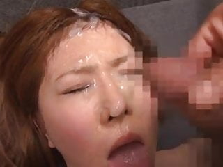 Preview 5 of Bukkake Replay - Momoka Nishina