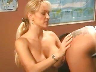 Preview 4 of Summer Cummings and Tanya Danielle Lesbian big Tits