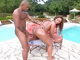 Luana Big Slippery Brazilan Asses 2