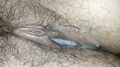 sperma in pussy ,on cock