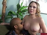 HotWife Kagney Linn Karter Gets Fucked By BBC