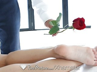 Preview 1 of HD PureMature - Romantic morning sex for sexy babe Jenni Lee