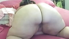 Bbw Juicy Little Fat Girl Ass Clapping