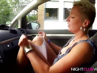 Preview 2 of NIGHTCLUBVOD - CARFUCK MILF
