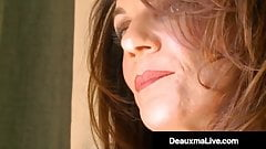 Cougar Stewardess Deauxma Fucks A Big Black Cock!
