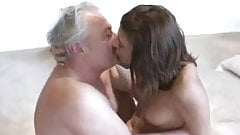 Teen gets fucked by old man