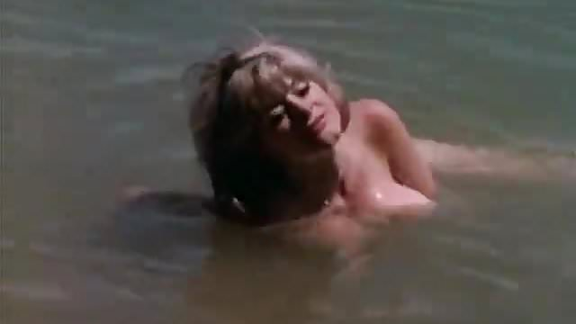 Preview 1 of Beautiful Busty Babes Topless Dancing (1960s Vintage)