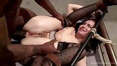 German Sklaven Schlampen werden brutal benutzt