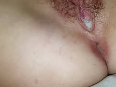another bbc creampie for hot wife