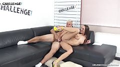 Melonechallenge - Porno Dan show Mea Melone how to fuck ass