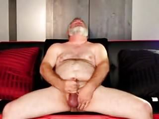 Preview 5 of Daddy Bear Unloads in a Sauna