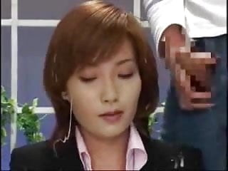 Preview 2 of Japanese newsreader news show