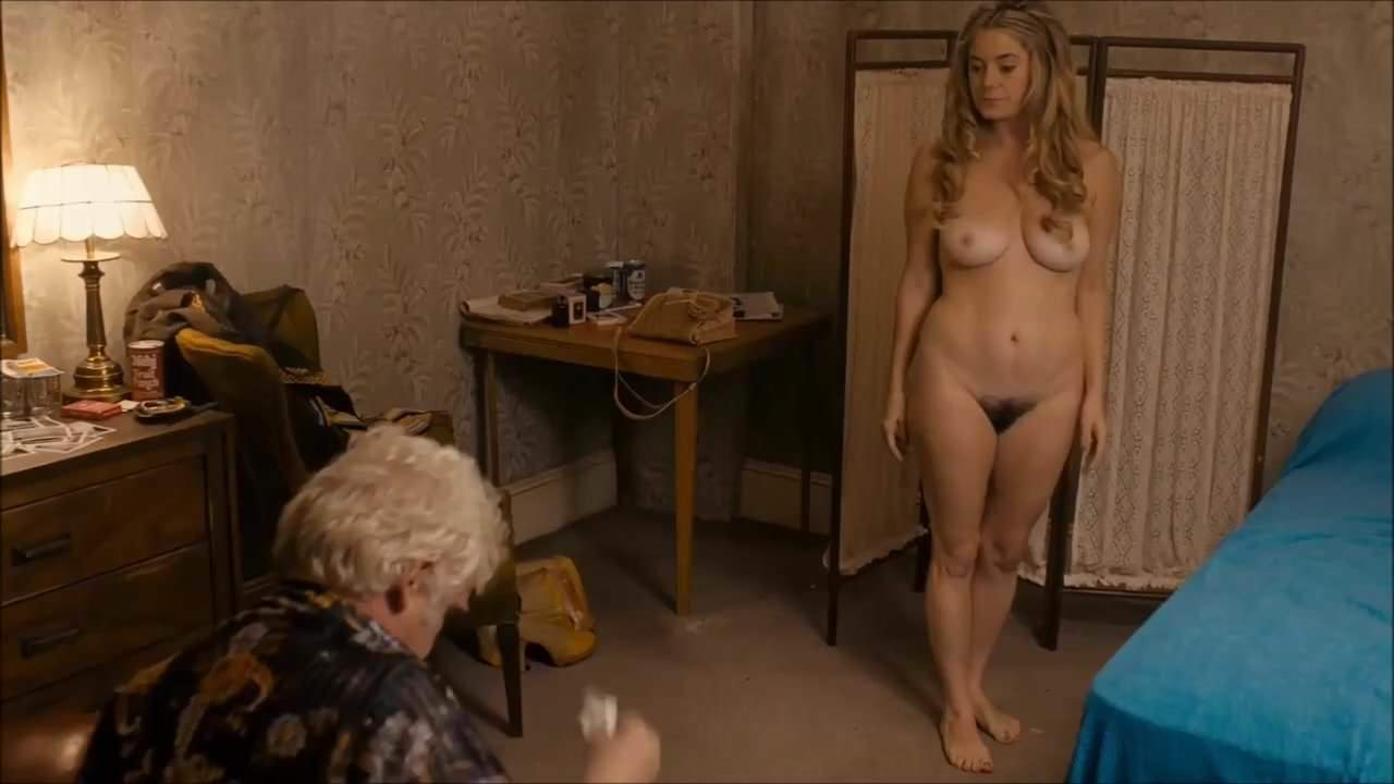 celebrites frontal nude