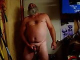 Big daddy bear cumming