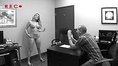 Pornstar Courtney Cummz Gets Casted - POV