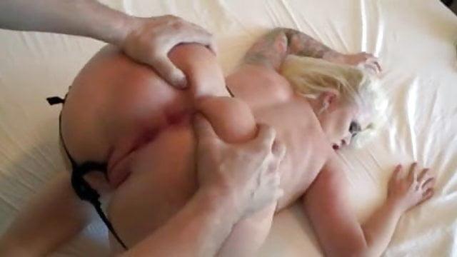 Preview 1 of Angel Vain Anal Pleasure