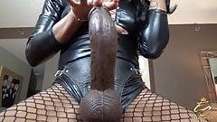 Eva Capri cock sucking whore TEASER