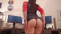 Shy but hard worker t-girl