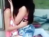 Youtube Lesbian kiss 34