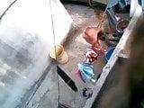 BENGALI MOM BATH