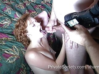 Preview 2 of Classic Private Society Cumshots #01