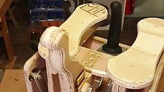 Sex rocker glider chair