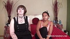 Raw casting desperate amateurs compilation hard sex money La
