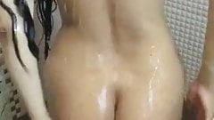 Indian Hot Girl Nude Bath