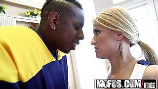 Mofos - Milfs Like It Black - Sadie Sable - Cheerleader Fant