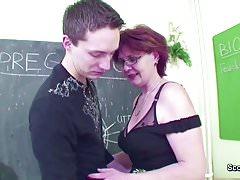Porn mature abuse sex