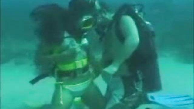 Preview 1 of Sea Bottom Scuba Sex
