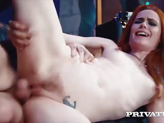 Preview 6 of Private.com - Ella Hughes, Cum in Her Hairy Pussy