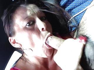 Wet chubby anal hole