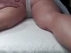 Hidden between legs massage young Russian legit preview
