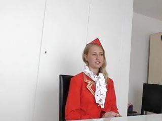 Preview 5 of Russian Air hostess fucked
