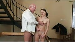 grandpa in love with young chick