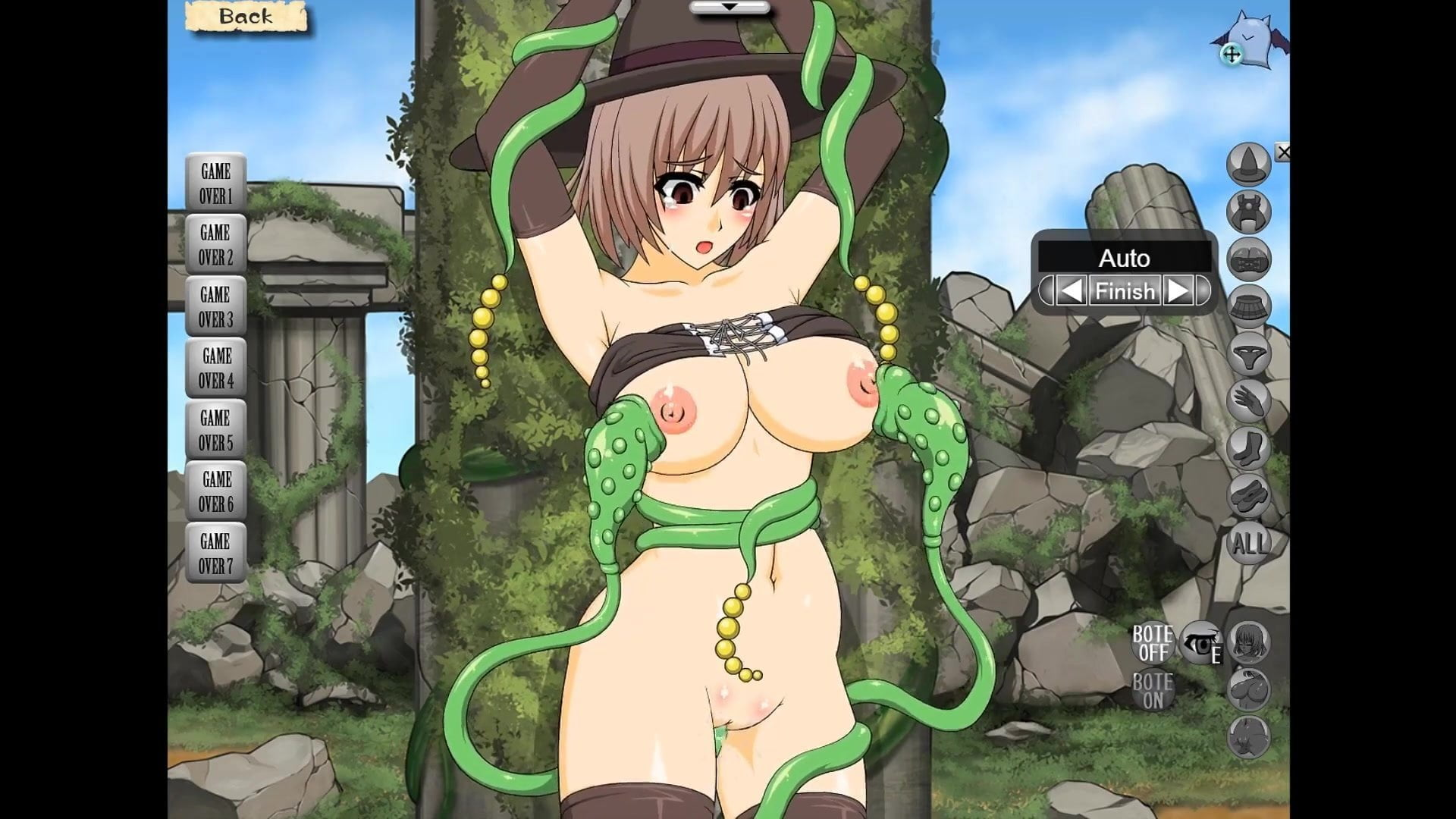 Girl hentai witch Witch Girl
