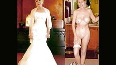 Bride Dress undress
