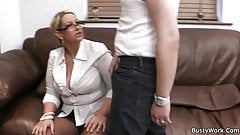 Working bbw getting pounded from behind