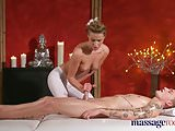 Massage Rooms Young workman is seduced by cock hungry Alexis