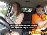 Fake Driving School Ava Austen Gets Cum-pensation