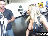 BANG Confessions: Squirting MILF Olivia Fucks The Clerk
