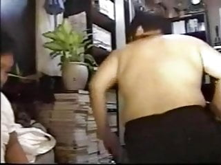 Preview 1 of Asian daddy chubby gay