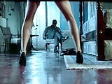 Celebrity Jamie Lee Curtis Striptease Sex Scene